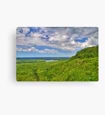 Upper Mississippi River National Wildlife And Fish Refuge Canvas Print