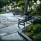 Palmer Park in Philadelphia by minorsaint