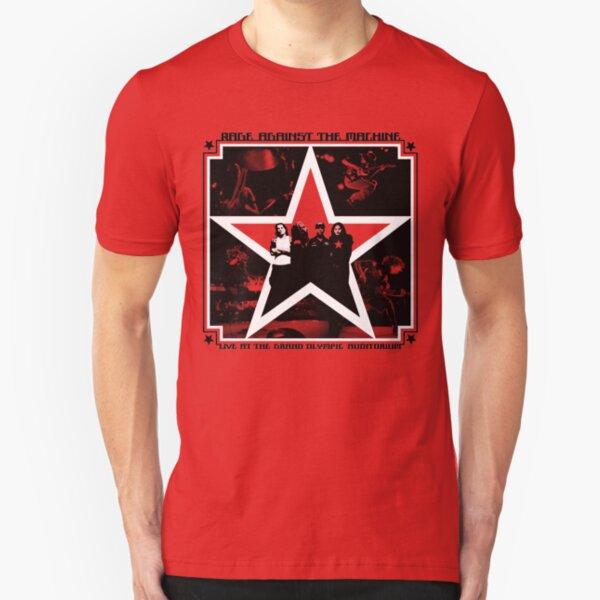 Rage Against the Machine Slim Fit T-Shirt