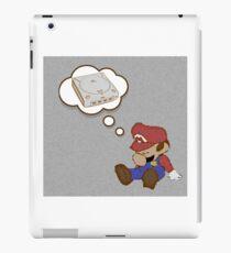 Mario Dreams of Dreamcast iPad Case/Skin