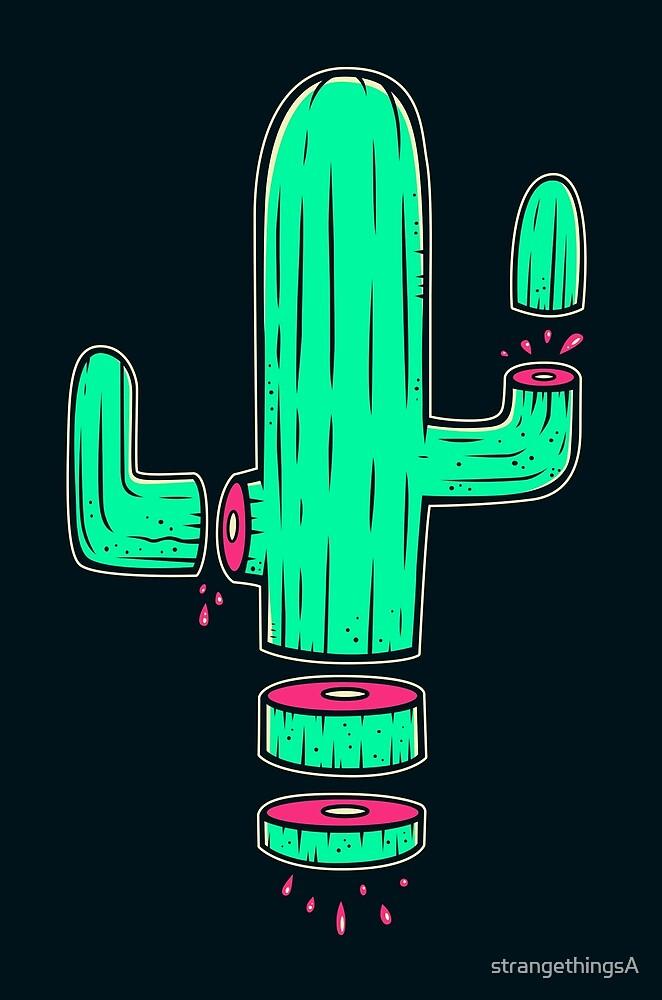 Cactus Meat by strangethingsA