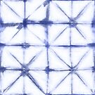 Geometric Shibori by latheandquill