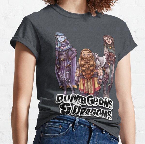 Decimators of Dragons Classic T-Shirt