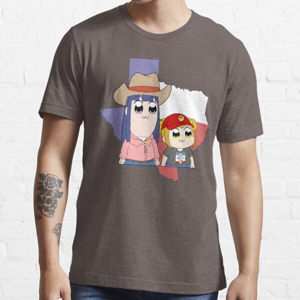 Popuko and Pipimi Visit Texas Essential T-Shirt