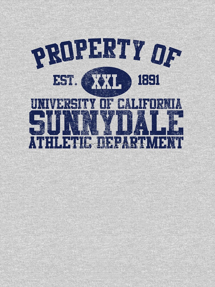 UC Sunnydale Athletic Department | Unisex T-Shirt