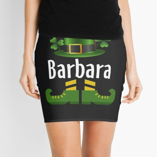 Barbara Mini Skirt
