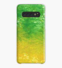 YellowGreen Case/Skin for Samsung Galaxy