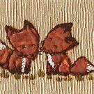 Fox Friends by Samantha Creary