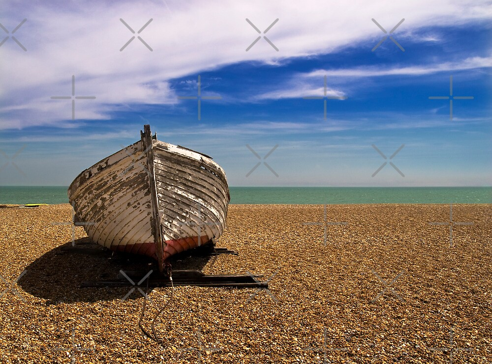 Beached by Geoff Carpenter