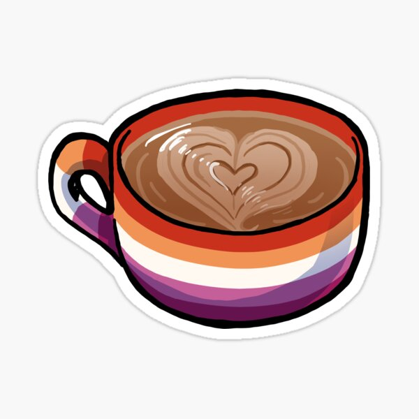 Lesbian latte