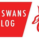 The Swans Blog (mug) by theswansblog