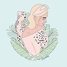 Animal Instinct - Cheetah by LabelsArts
