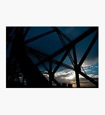 Sunrise over Story Photographic Print