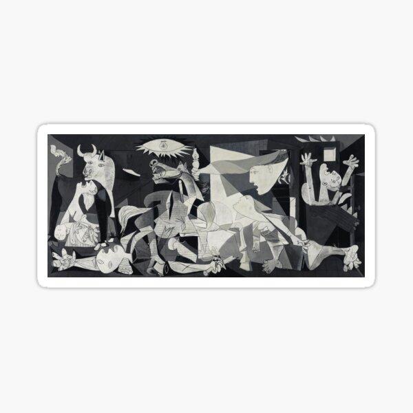 Picasso - Guernica Sticker
