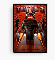 Tommy Gun '31 Canvas Print