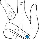 Harry Styles Hand (Version 3) by meanicolexx