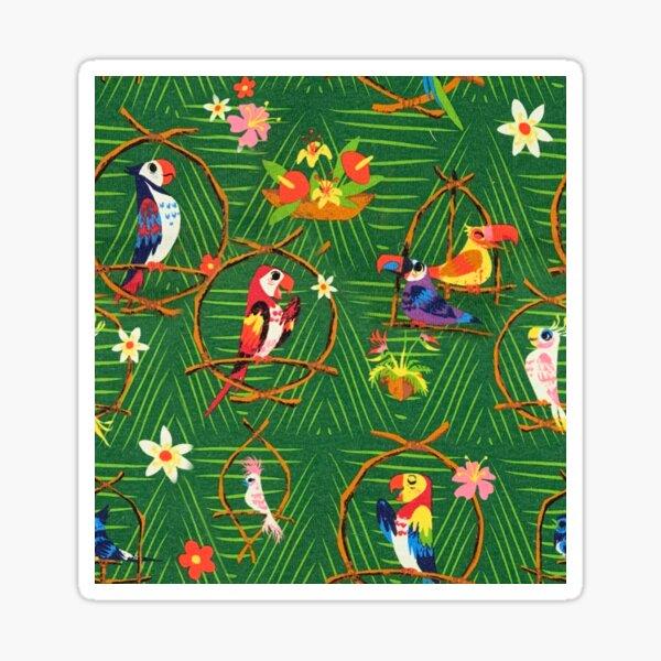 Enchanted Tiki Room Sticker