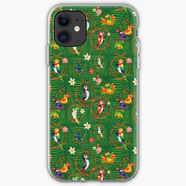 Enchanted Tiki Room iPhone Soft Case