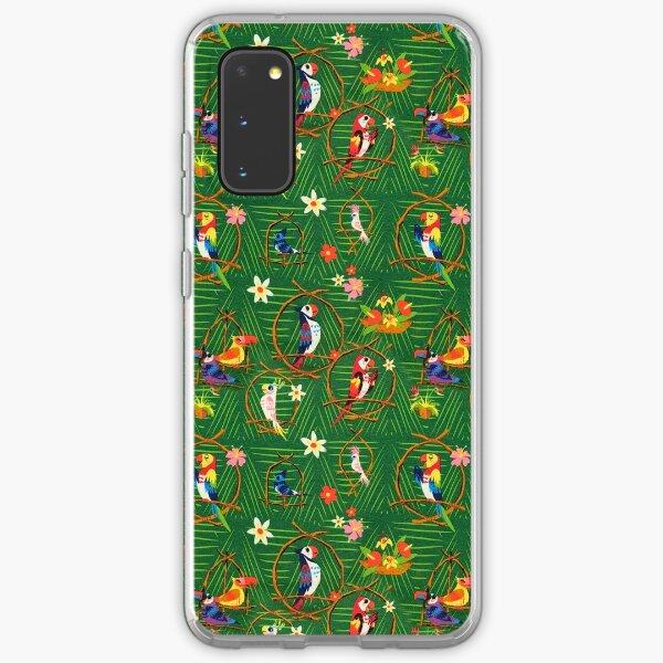 Enchanted Tiki Room Samsung Galaxy Soft Case