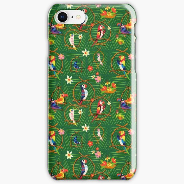 Enchanted Tiki Room iPhone Snap Case