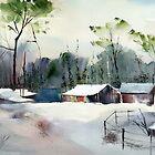 Manali 9 Himalaya by Anil Nene