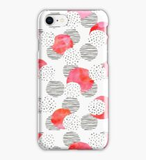Flamingo Pink iPhone Case/Skin