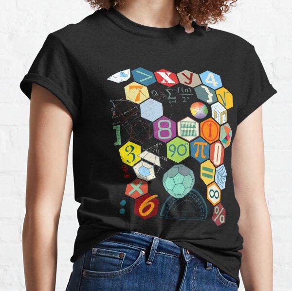 Math in black! Classic T-Shirt