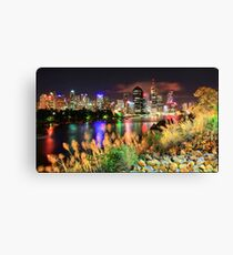 Brisbane City Beauty Canvas Print
