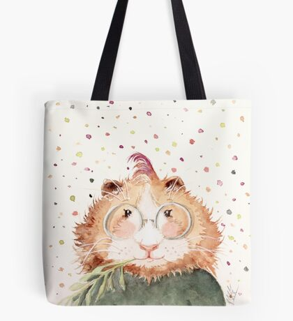 Pig Out Tote Bag