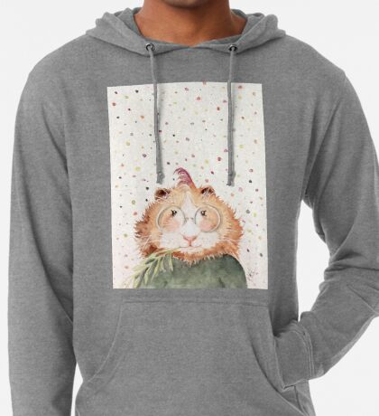 Pig Out Lightweight Hoodie