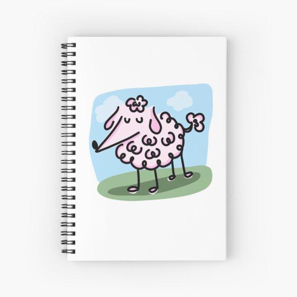 Fifi Spiral Notebook