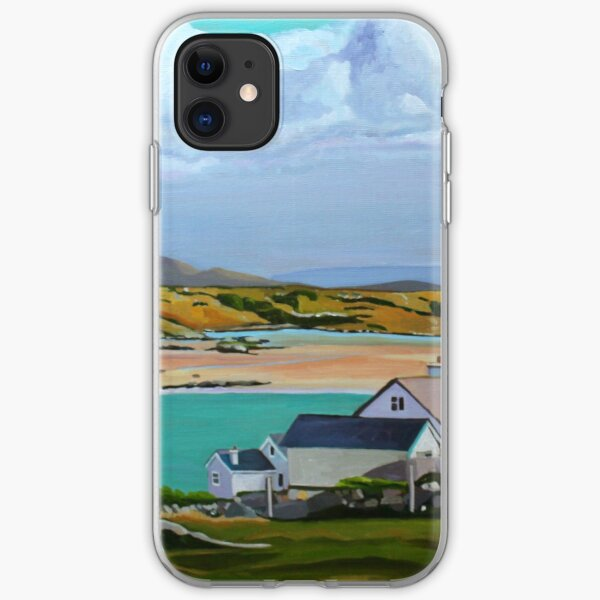 From Cruit Island  iPhone Soft Case