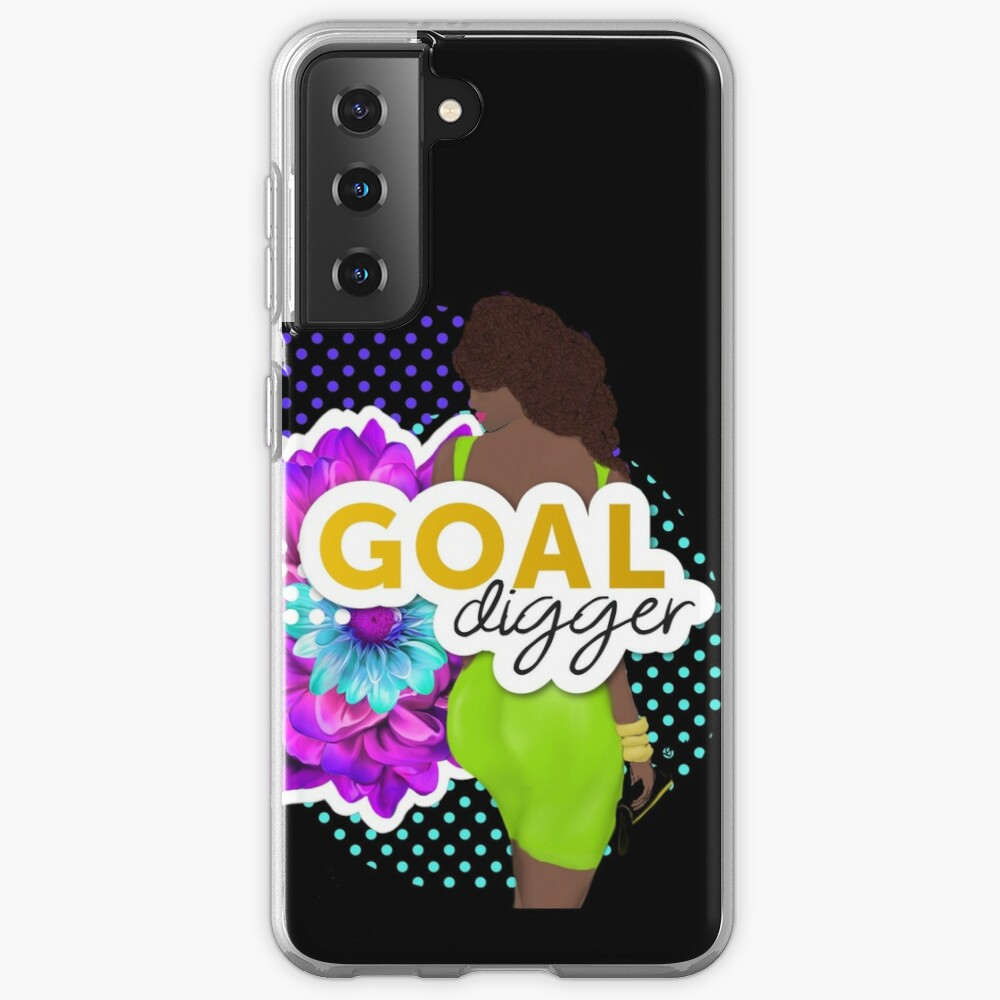 Goal Digger Case & Skin for Samsung Galaxy