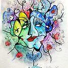 « Masque couleur » par eclairciie