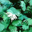 «Bosque tranquilo #digitalart #nature» de 83oranges