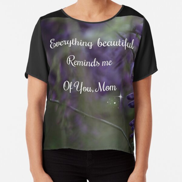 Mother's Day Chiffon Top
