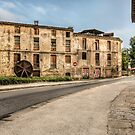 The Tanneries Neighborhood (Vic, Catalonia) by Marc Garrido Clotet