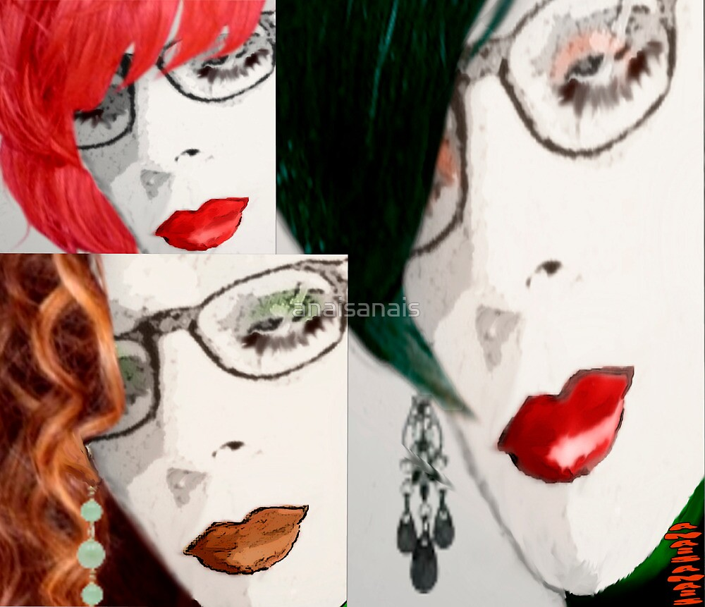 CollageMonAmour (I'm a manipulative and... i'm proud) by anaisanais