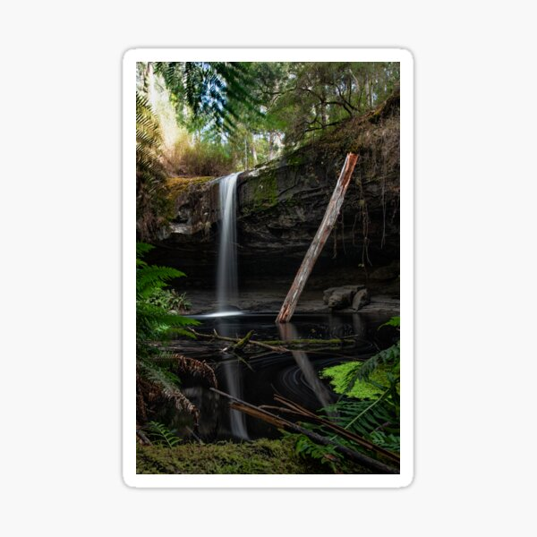 Lower Kalimna Falls Sticker