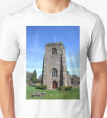 St Wilfrid's Church, Ribchester T-Shirt