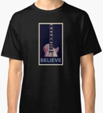 Pop Art Les Paul Love Series-HopeLP Classic T-Shirt