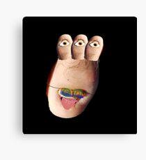 Lienzo dedo del pie de dylan jones