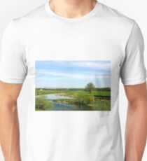 River Ribble, Ribchester T-Shirt