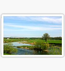 River Ribble, Ribchester Sticker