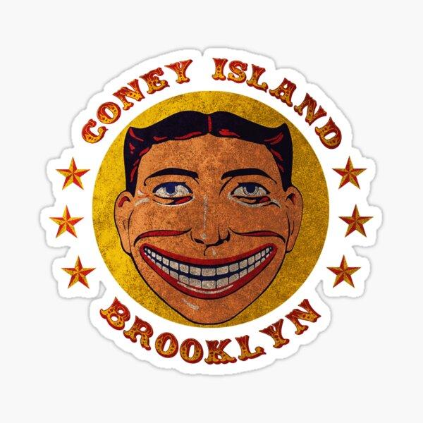 Coney Island - Brooklyn Sticker