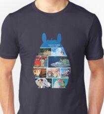 Camiseta unisex Totoro