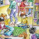 children by Anny Zafar