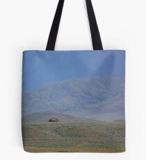 Juniper Mountain - Eastern Oregon Tote Bag