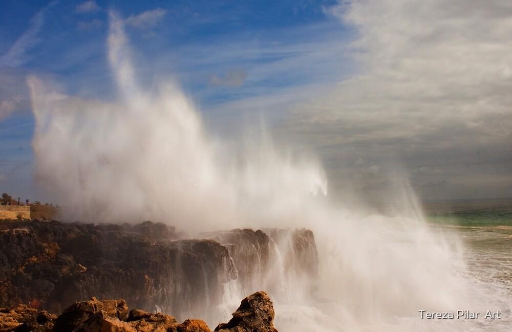 falling water by terezadelpilar ~ art & architecture