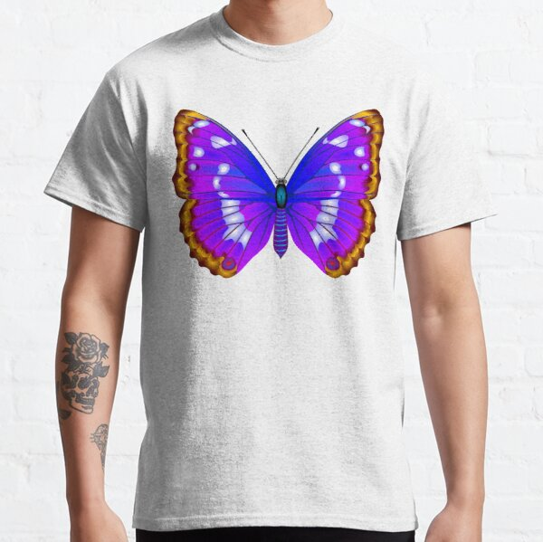Tropical butterfly Classic T-Shirt